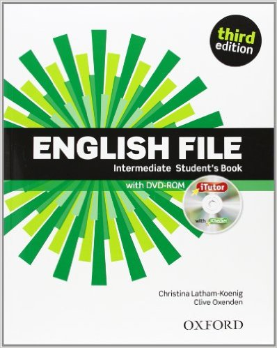 Bìa sách English File (3 Ed.) Inter: Student Book With ITutor Pack - Paperback