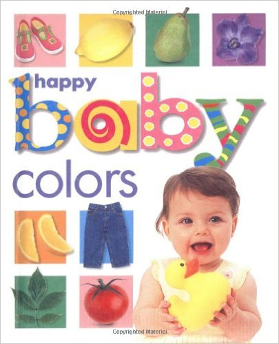 Bìa sách Happy Baby: Colors