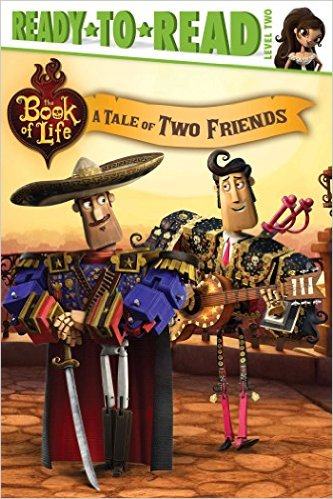 Bìa sách The Book Of Life: A Tale Of Two Friends
