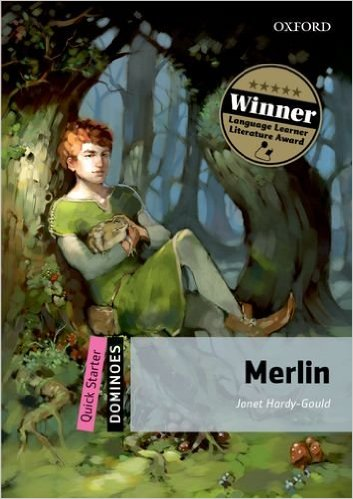 Bìa sách Dominoes, New Edition Quick Starter: Merlin - Paperback