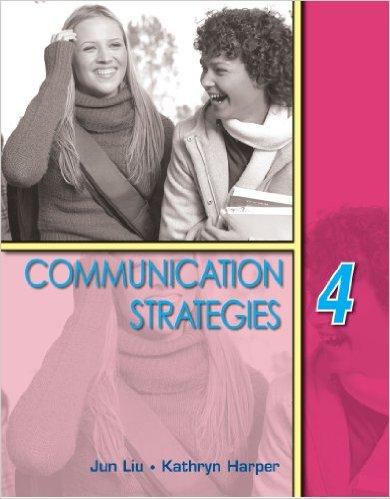 Bìa sách Communication Strategies B4: Text - Paperback