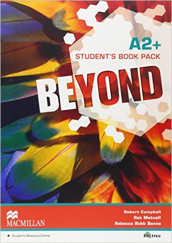 Bìa sách Beyond A2+ Student