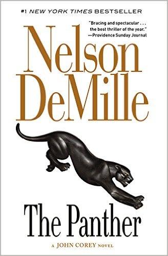 Bìa sách The Panther (A John Corey Novel)