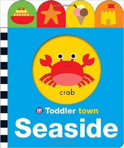 Bìa sách Toddler Town: Seaside