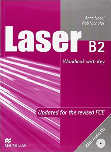 Bìa sách Laser (2 Ed.) B2 FCE: Workbook With Key With Audio CD - Paperback