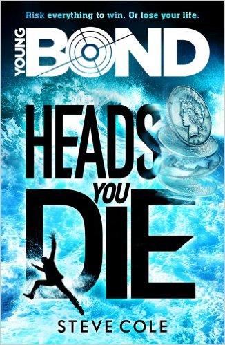 Bìa sách Young Bond: Heads You Die - Paperback