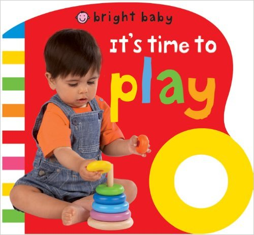 Bìa sách Bright Baby: It's Time To Play