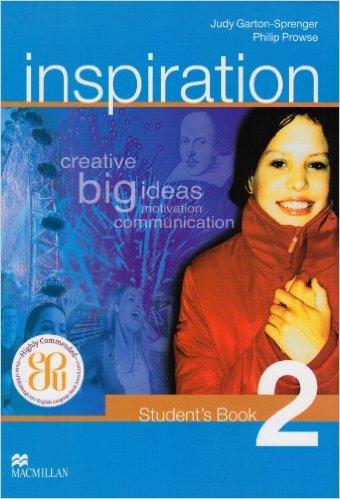 Bìa sách Inspiration 2: Student Book - Paperback