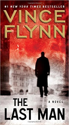 Bìa sách The Last Man: A Novel