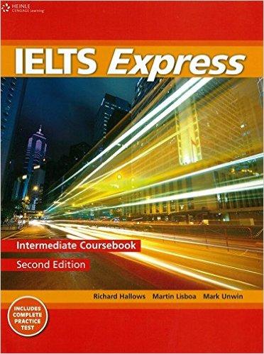 Bìa sách IELTS Express (2 Ed.) Inter: Course Book - Paperback