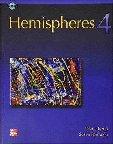 Bìa sách Hemispheres 4: Workbook - Paperback