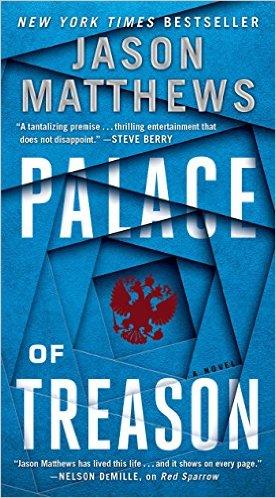 Bìa sách Palace Of Treason: A Novel