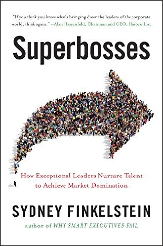 Bìa sách Superbosses: How Exceptional Leaders Master The Flow Of Talent - Paperback
