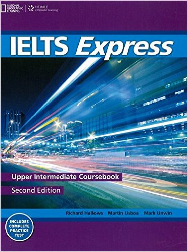 Bìa sách IELTS Express (2 Ed.) Upper-Inter: Text - Paperback