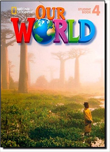 Bìa sách Our World 4: Student Book - Paperback