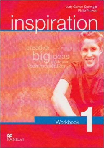 Bìa sách Inspiration 1: Activity Book - Paperback