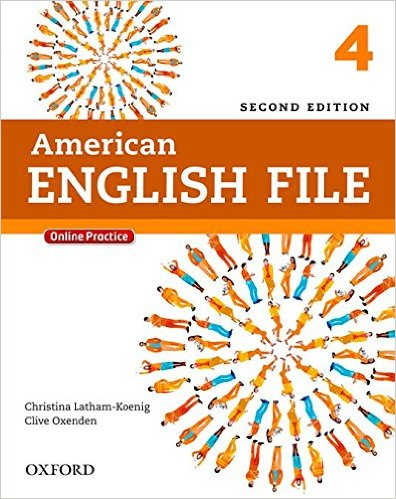 Bìa sách American English File (2 Ed.) 4: Student Book Pack - Paperback