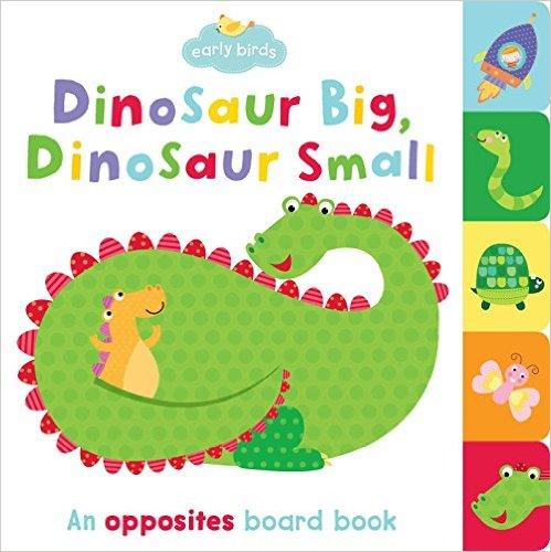 Bìa sách Dinosaur Big, Dinosaur Small