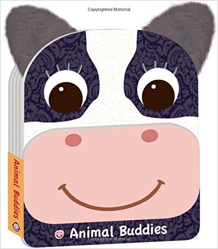 Bìa sách Animal Buddies: Cow
