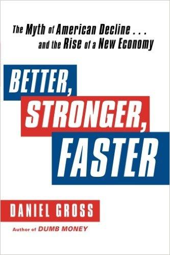 Bìa sách Better, Stronger, Faster