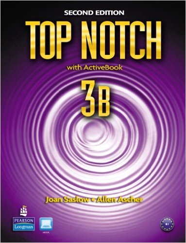 Bìa sách Top Notch (2 Ed.) 3: SplitB (Student Book With Work Book) - Paperback