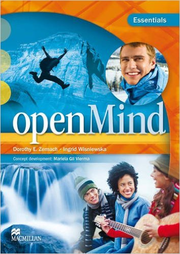 Bìa sách OpenMind Essentials: Student Book With Workbook - Paperback