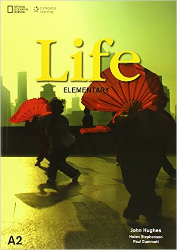 Bìa sách Life Ele: Student Book With DVD - Paperback