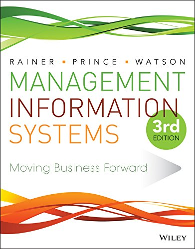 Management Information Systems Third Edition