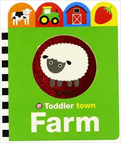Bìa sách Toddler Town: Farm