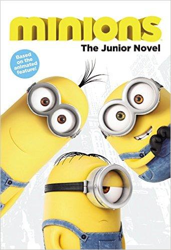 Bìa sách Minions: The Junior Novel