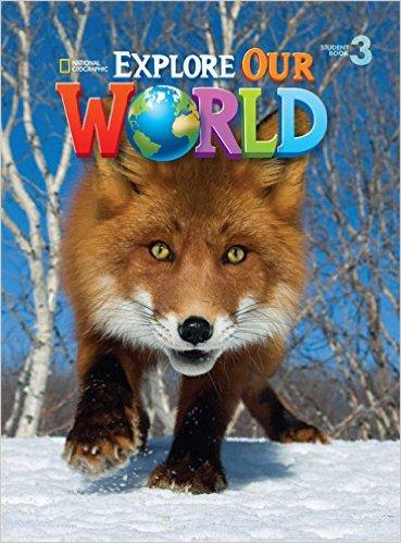 Bìa sách Explore Our World 3: Student Book - Paperback