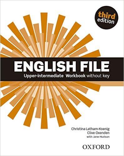 Bìa sách English File (3 Ed.) Upper-Inter: Workbook Without Key - Paperback