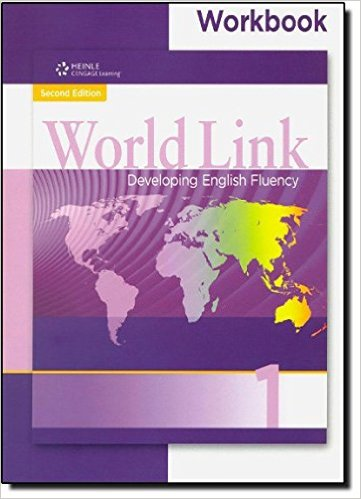 Bìa sách World Link (2 Ed.) 1: Workbook - Paperback
