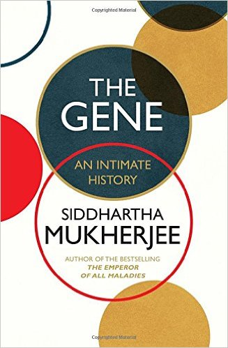Bìa sách The Gene: An Intimate History - Paperback