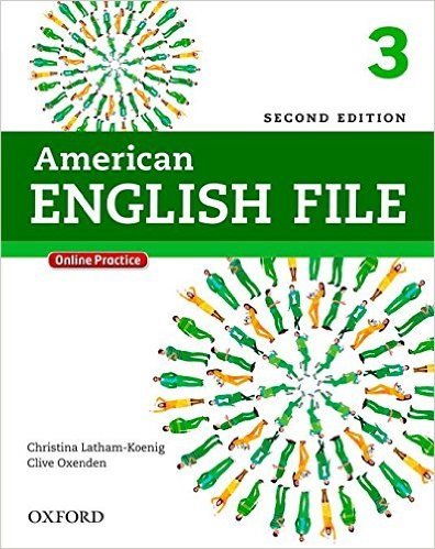 Bìa sách American English File (2 Ed.) 3: Student Book With Oxford Online Skills Program - Paperback