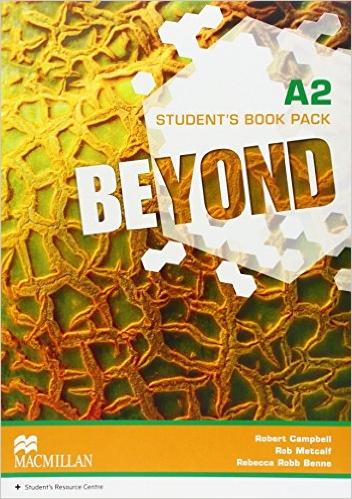 Bìa sách Beyond A2 Student