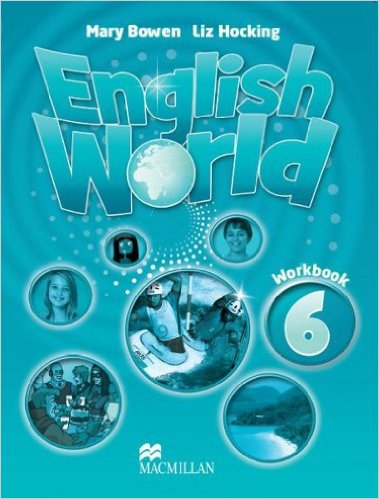 Bìa sách English World 6: Workbook - Paperback