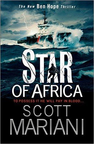 Bìa sách Star Of Africa (Ben Hope, Book 13)