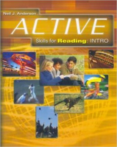 Bìa sách Active Skills For Reading Intro (2 Ed.): Text  - Paperback