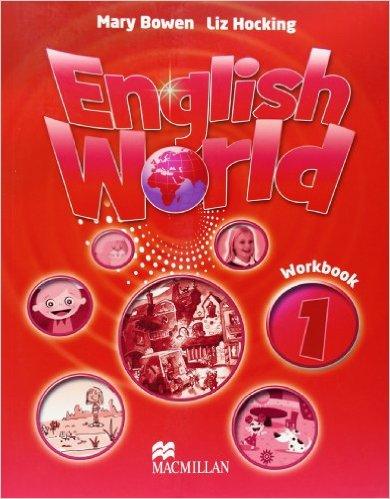 Bìa sách English World 1: Workbook - Paperback
