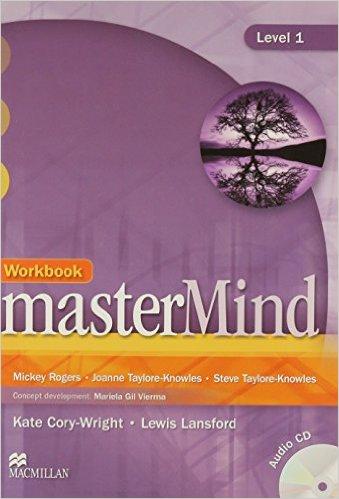 Bìa sách MasterMind 1: Workbook With CD - Paperback