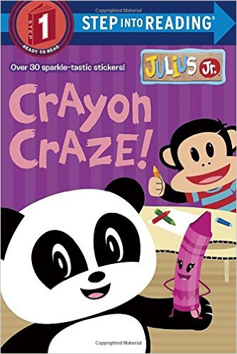 Bìa sách Crayon Craze!