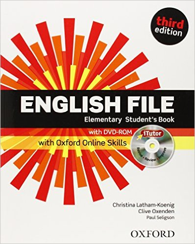 Bìa sách English File (3 Ed.) Ele: Student Book With ITutor With Online Skills Practice Pack - Paperback