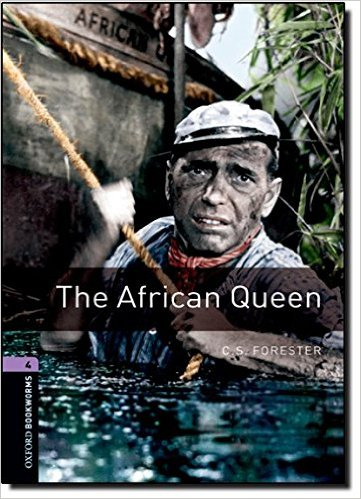 Bìa sách OBWL 3E Level 4: The African Queen - Paperback