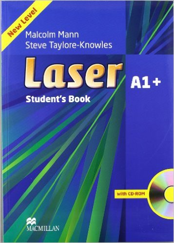 Bìa sách Laser (3 Ed.) A1+: Student Book With Cd-Rom - Hardcover