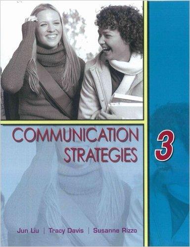 Bìa sách Communication Strategies B3: Text - Paperback