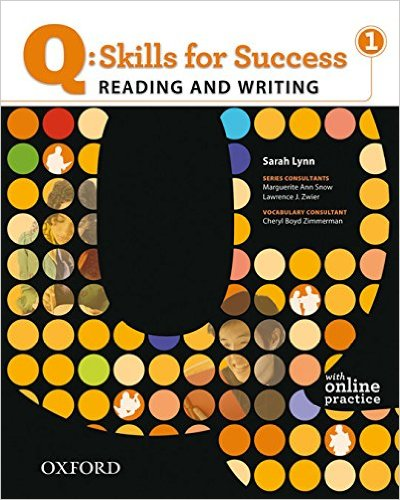 Bìa sách Q: Skills For Success 1: Reading With Writing Student Book With Student Access Code Card - Paperback