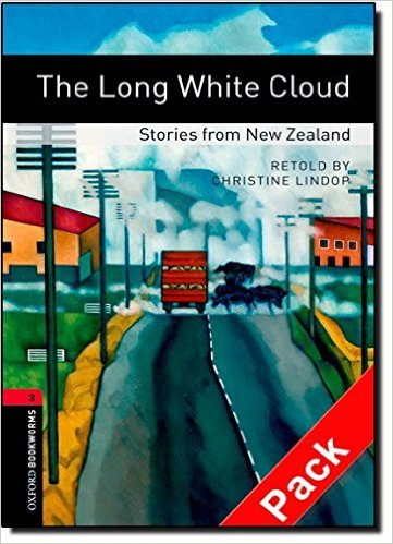 Bìa sách OBWL 3: The Long White Cloud - Stories From New Zealand Audio CD Pack - Paperback