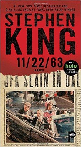 Bìa sách 11/22/63: A Novel