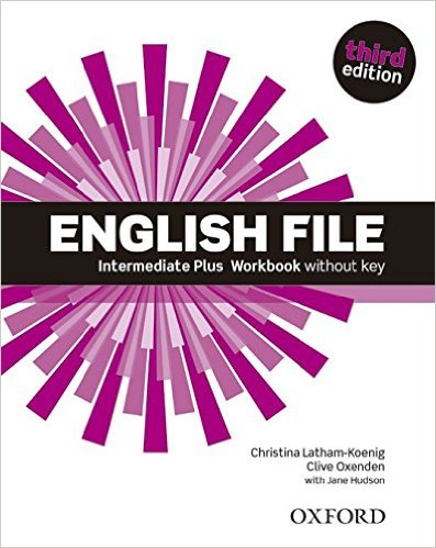 Bìa sách English File (3 Ed.) Inter Plus: Workbook Without Key - Paperback